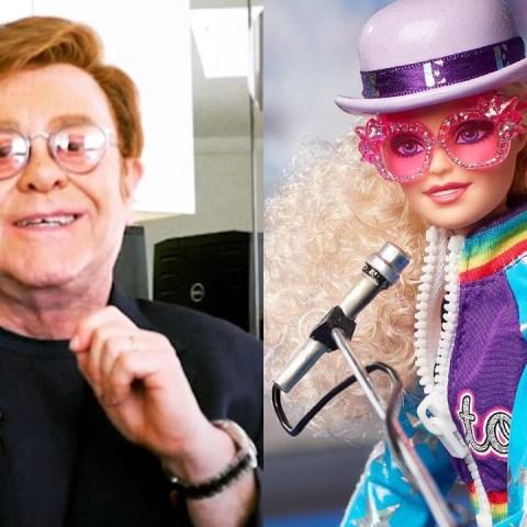 Elton John ahora es una Barbie