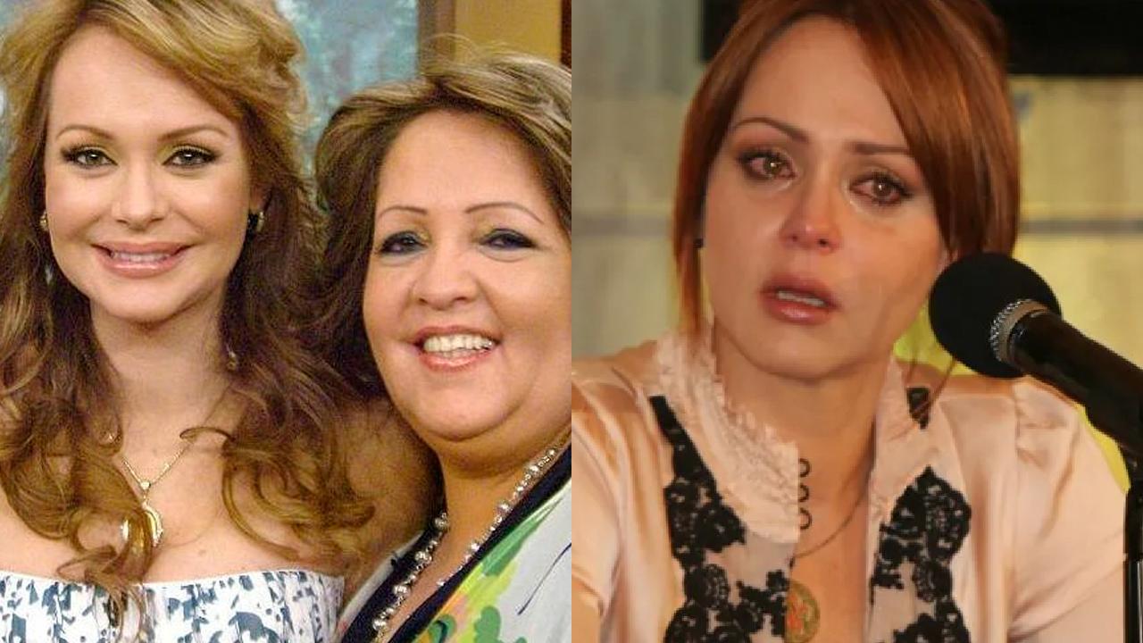 Gaby Spanic despide a su madre