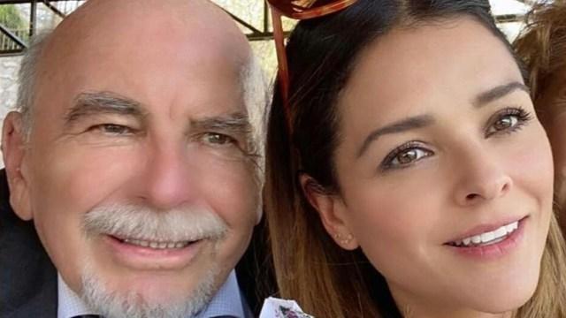 Grettell Valdez revela causas muerte padre