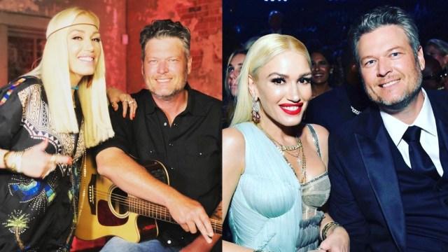 Gwen Stefani presume su anillo de compromiso