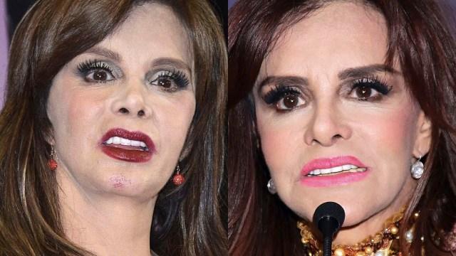 Lucía Méndez se declara en contra de la vacuna contra la Covid-19