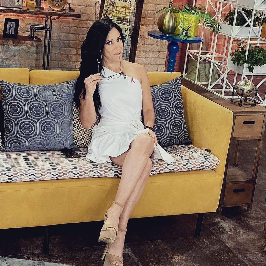Monica Noguera participo en Hoy