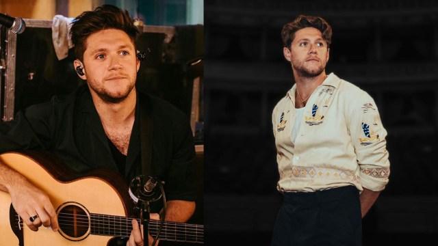 Niall Horan en concierto via streaming