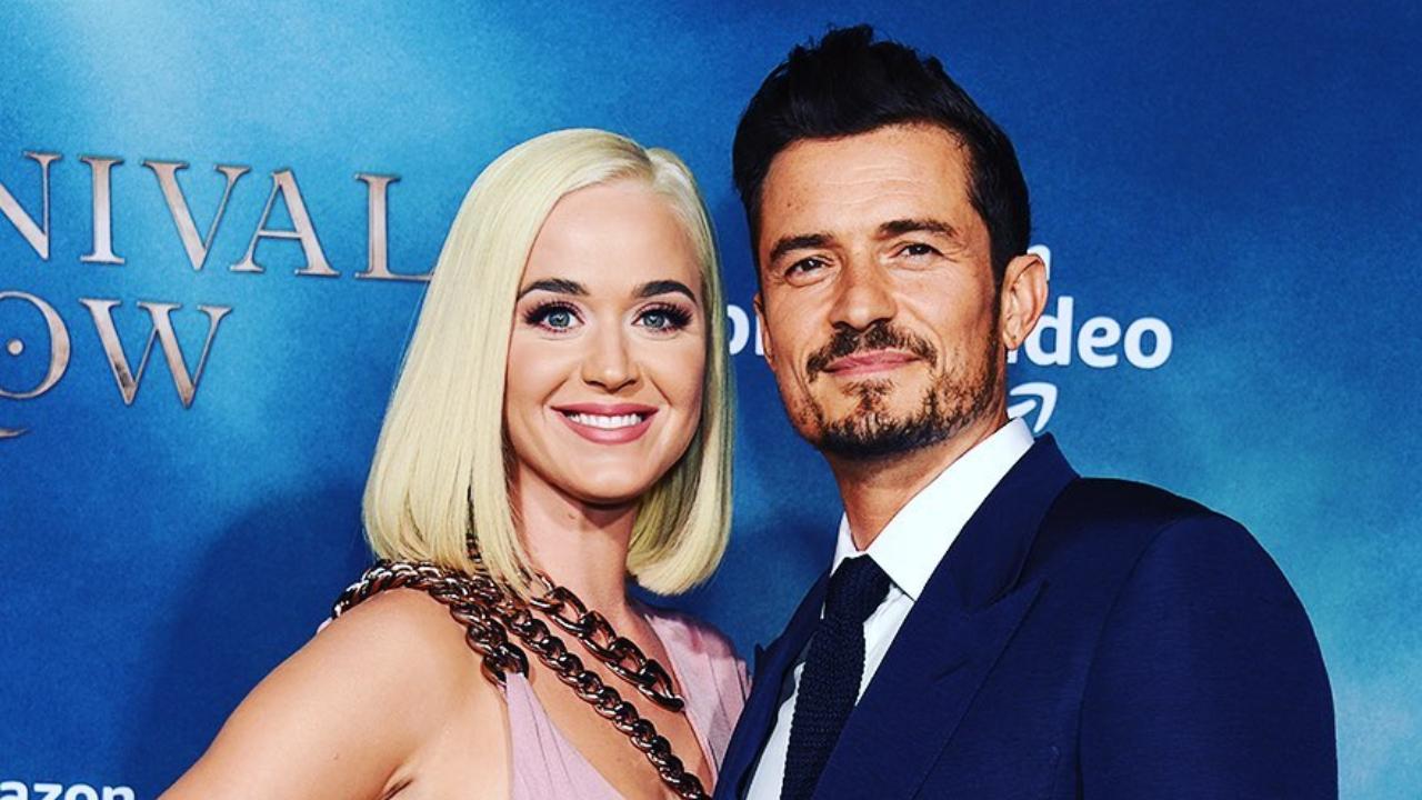 Orlando Bloom habla de su hija con Katy Perry