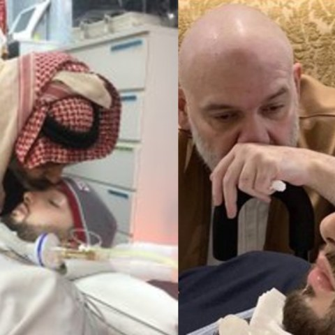 Príncipe durmiente Al-Waleed bin Khalid