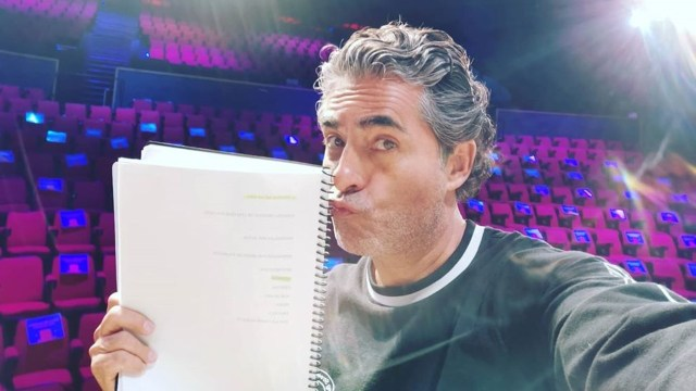 Raúl Araiza sorprende en instagram