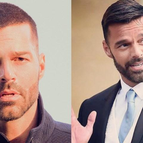 Ricky Martin oculto un romance