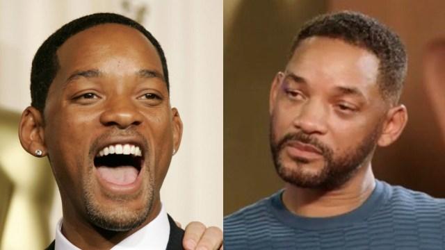 Will Smith se ríe de sus memes