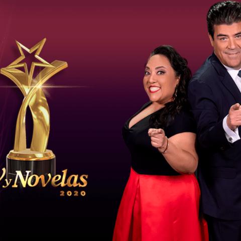 PREMIOS TV y Novelas: ¿Cuándo y dónde ver los premios TV y Novelas?