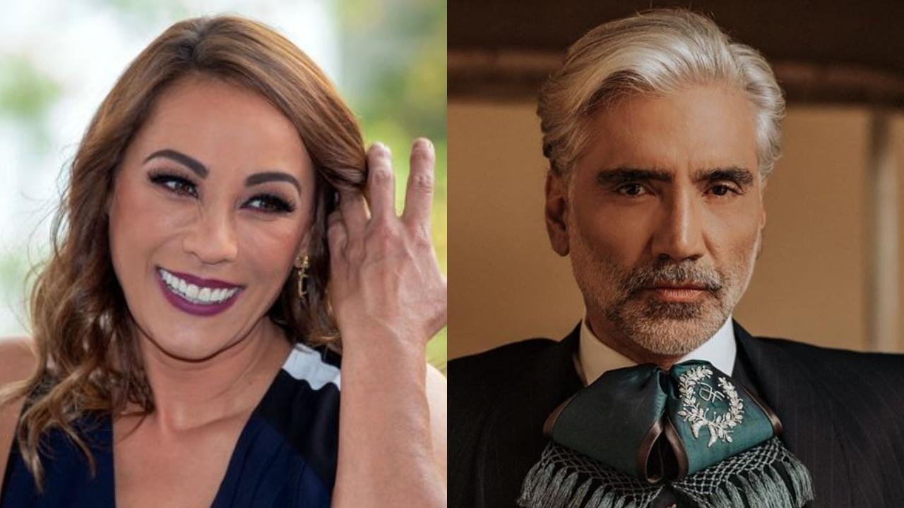 Consuelo Duval le propone matrimonio a Alejandro Fernandez