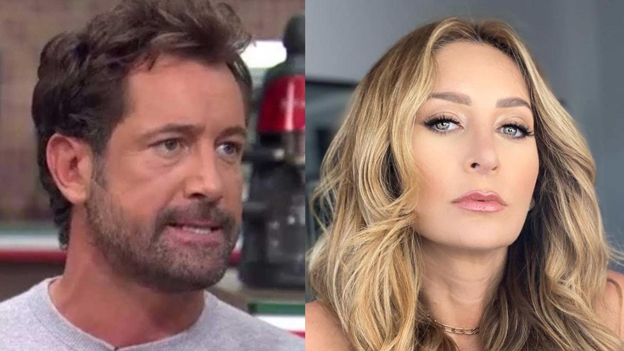 Gabriel Soto advierte a Geraldine Bazán de su nuevo novio