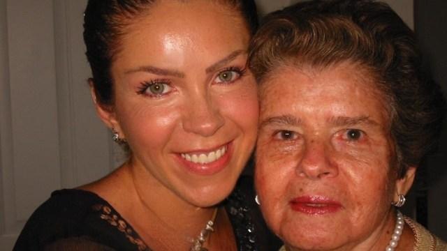 Madre Rocio Sanchez Azuara Juana Azuara