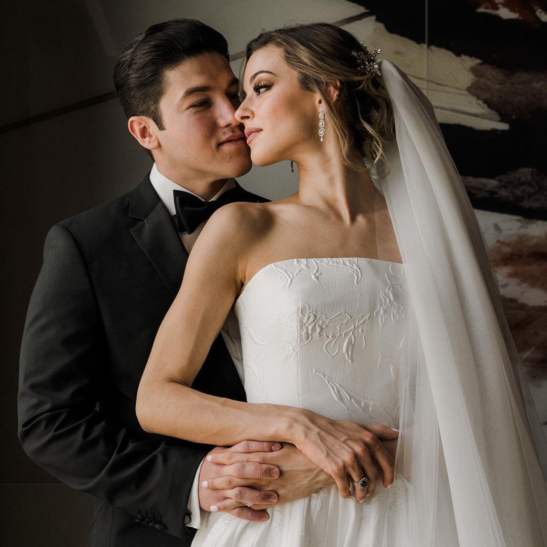 Samuel García y Mariana Rodríguez boda