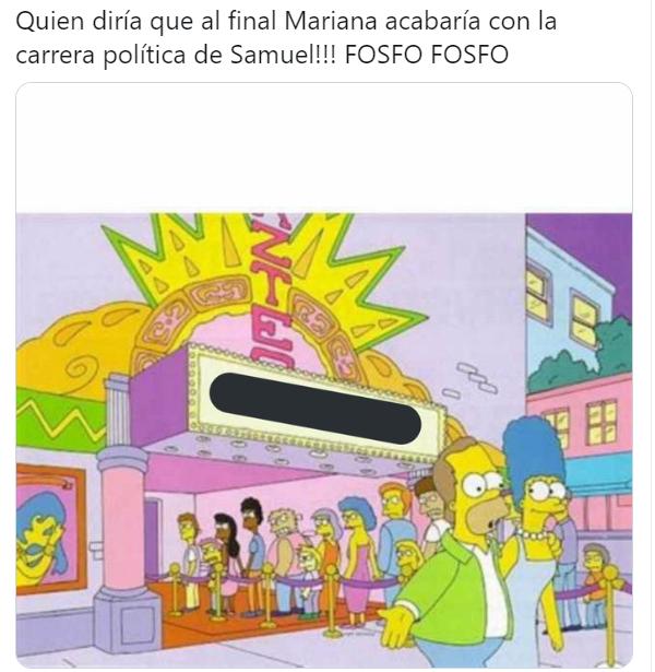 Mejores memes de Mariana Rodriguez ignorando a Samuel Garcia con sus tenis fosfo fosfo