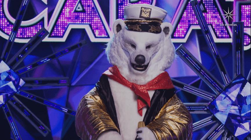 Oso Polar ¿Quién es la Máscara? 2020
