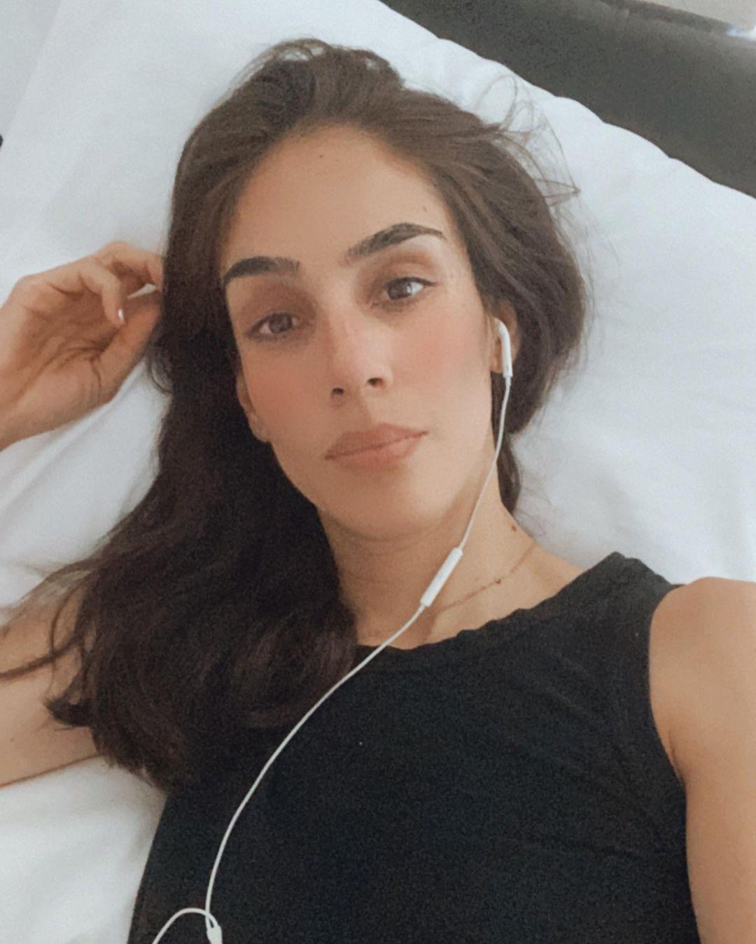 Sandra Echeverría covid-19