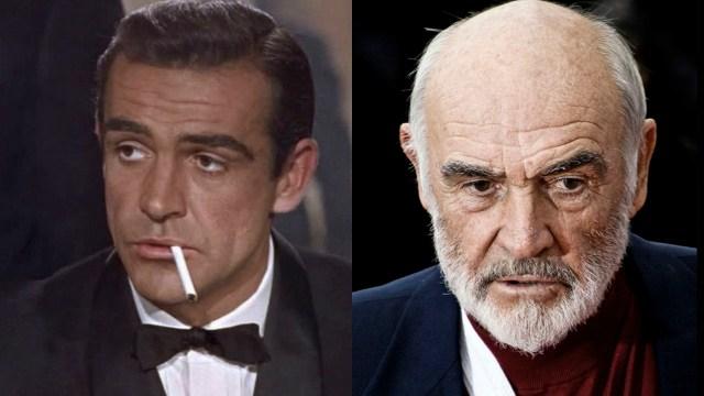 Fallece el Acto Sean Connery a los 90 años