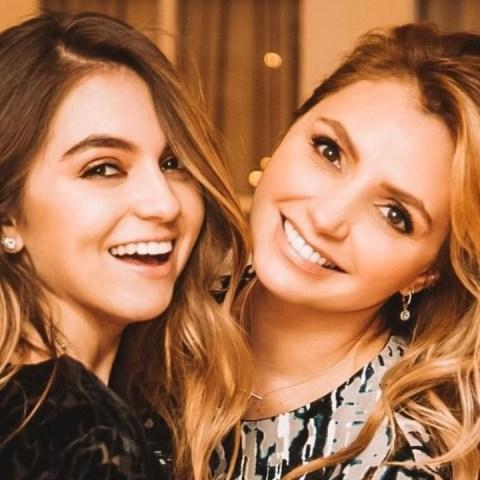 Sofía Castro y Angélica Rivera