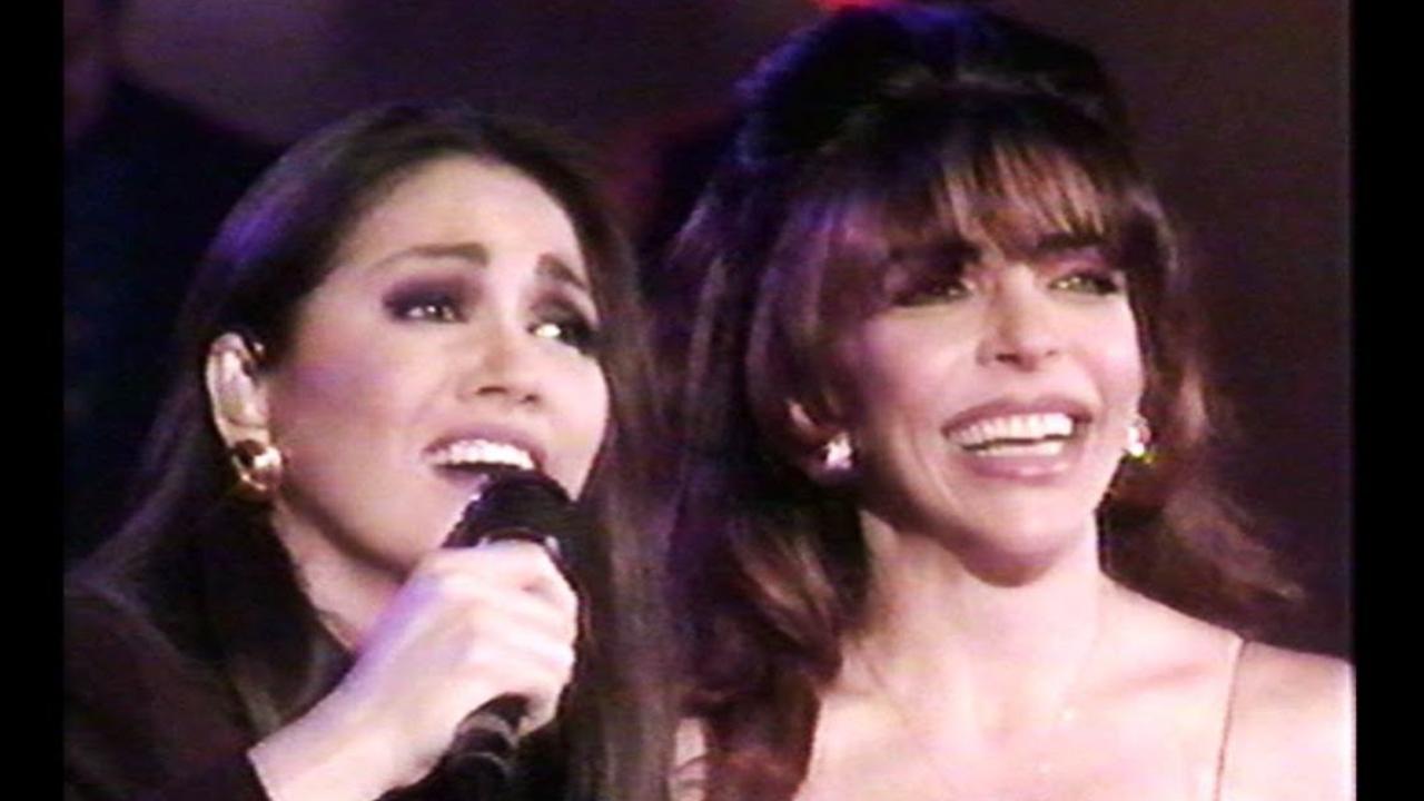 Verónica Castro y Ana Gabriel, así fue su romance