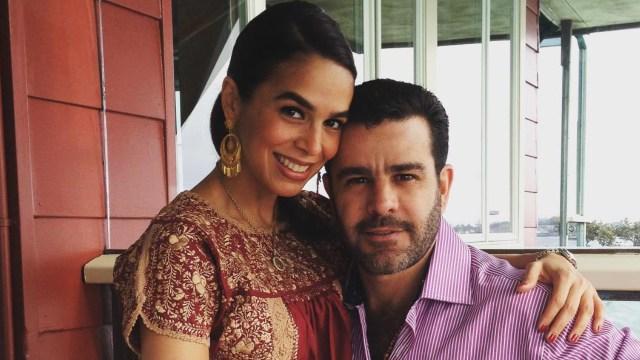 Eduardo Capetillo y Biby Gaytan se casaron en 1994