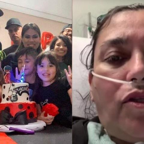 Familia hace fiesta en Texas y se contagian de Covid-19