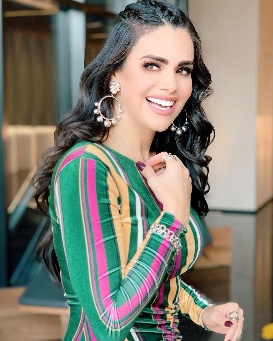 Luz Elena Gonzalez se iba a casar con Rafael Amaya