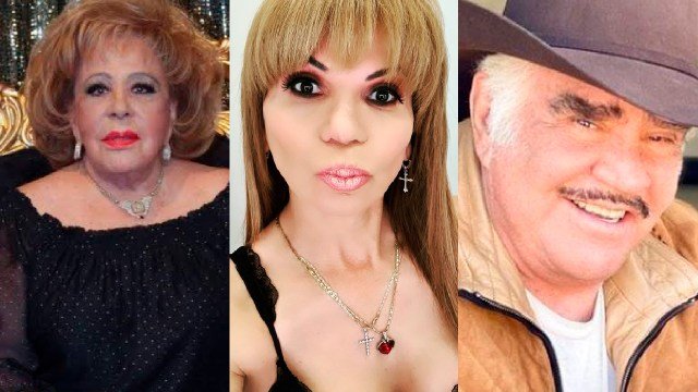 Mhoni Vidente revela futuro de Silvia Pinal y Vicente Fernández