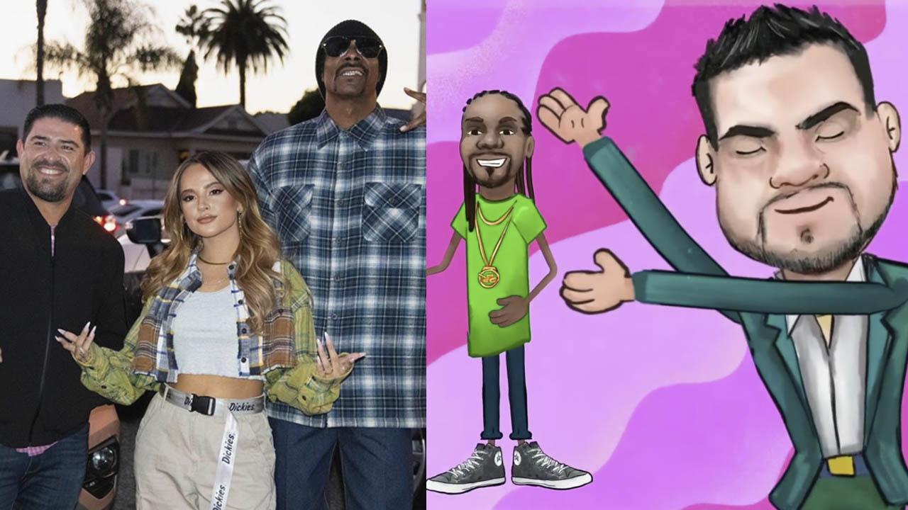Banda MS prepara videoclip con Snoop Dog y Becky G
