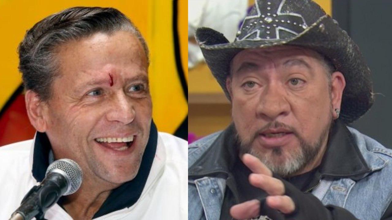 Alfredo Adame quiere ser diputado y piden a Carlos Trejo ser político también