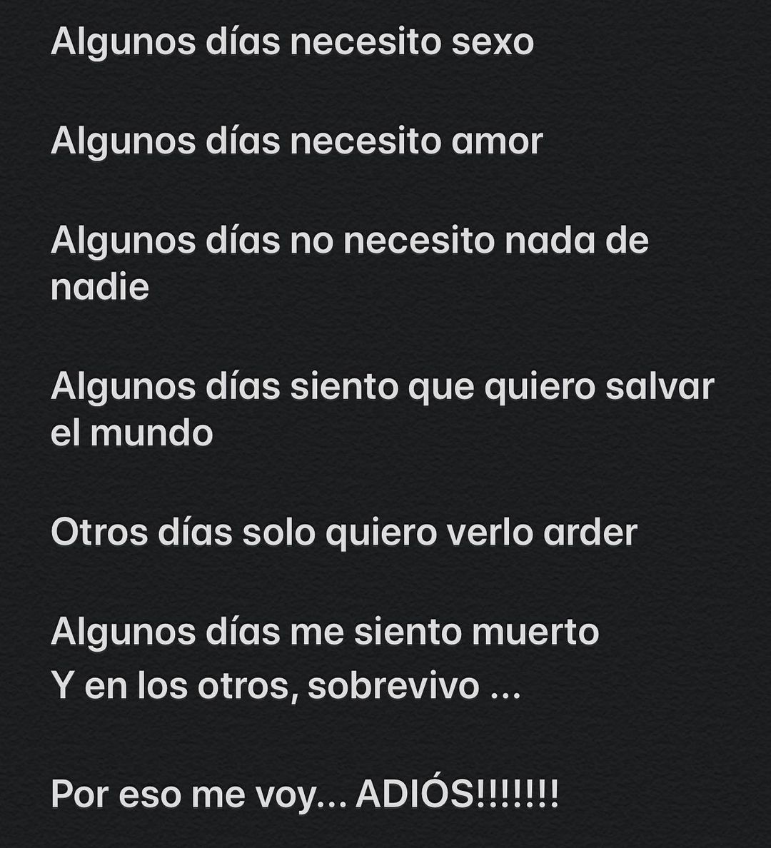 Anuel AA frases depresion