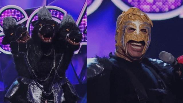 El Escorpión Dorado Cerbero Capítulo 5 ¿Quién es la máscara? 2020