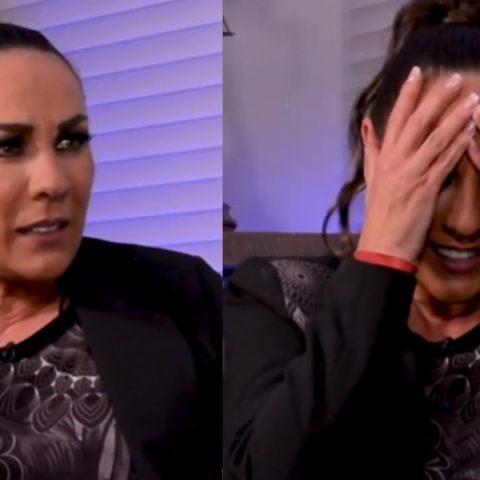 Consuelo Duval habla sobre la violencia de su ex esposo