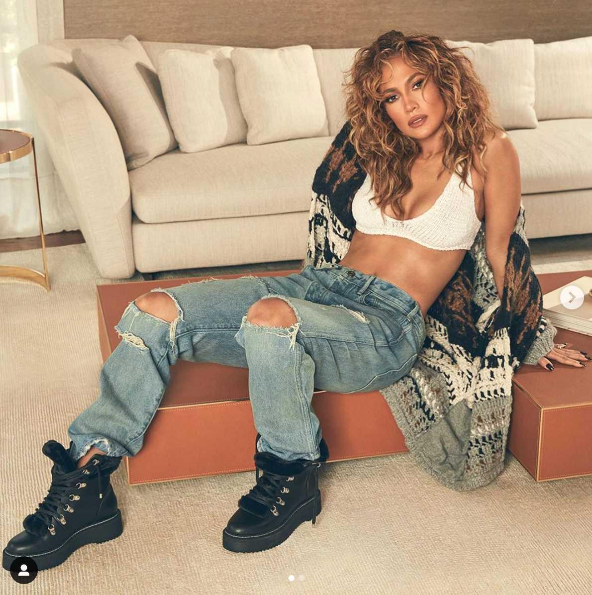 Jennifer Lopez triunfa en los Peoples Choice Awards
