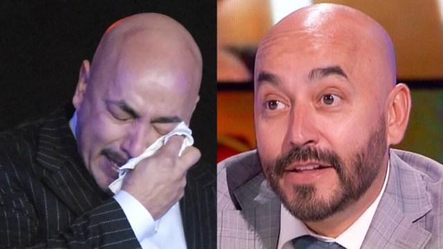 Lupillo Rivera llora