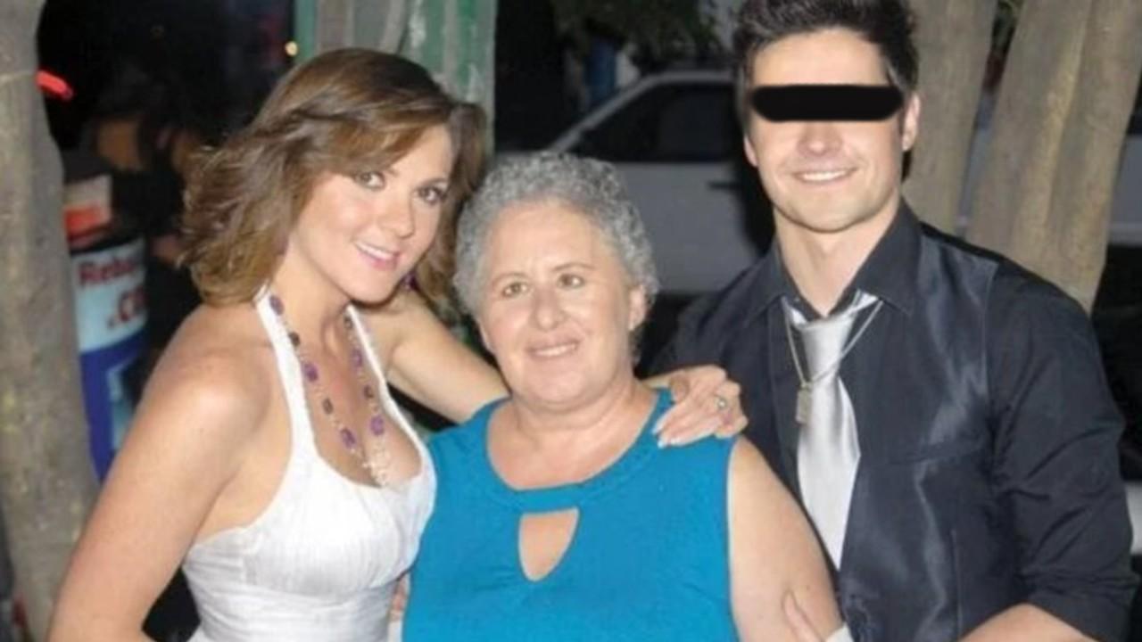 Mamá de eleazar gómez sufre de salud