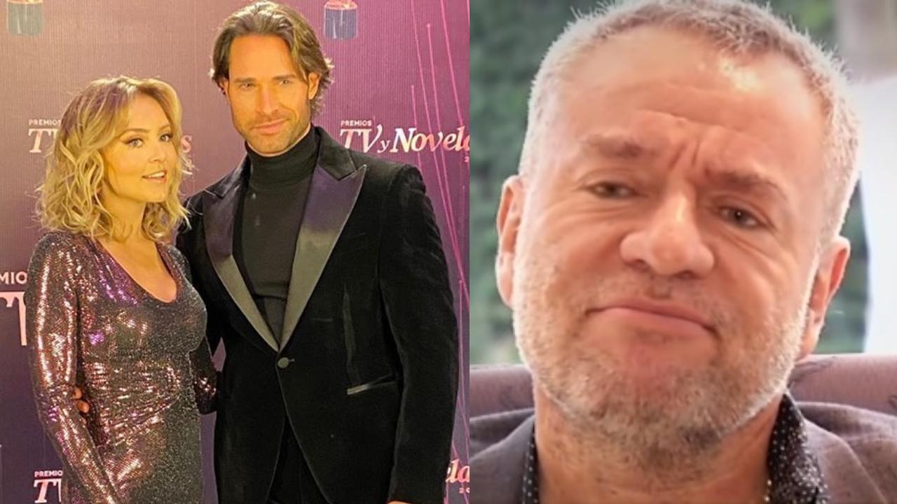 Sebastian Rulli, Angelique Boyer y El Guero castro
