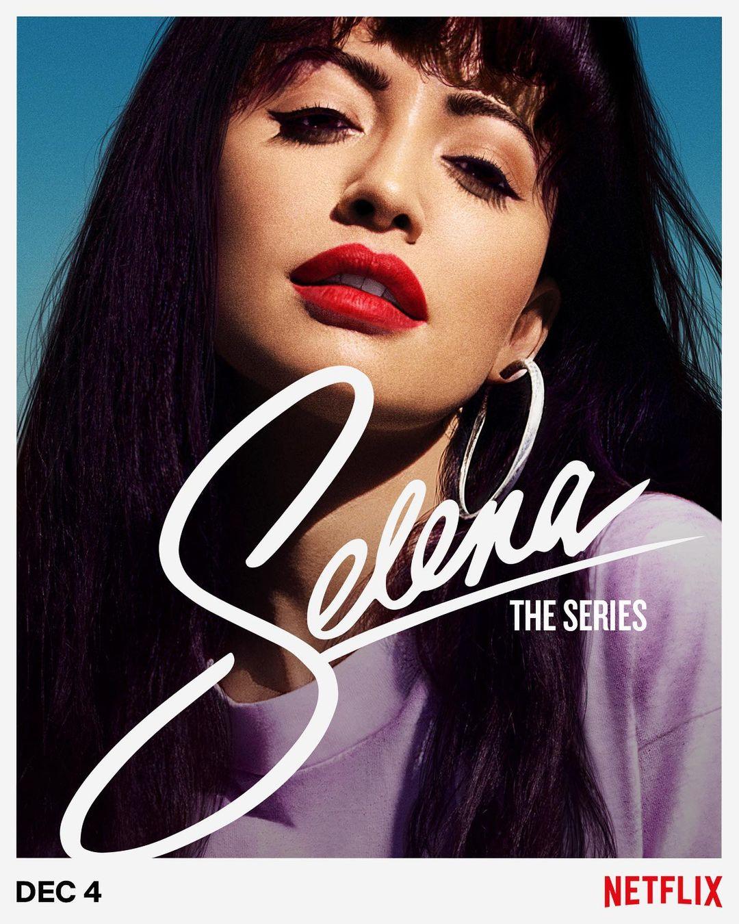 Selena Quintanilla serie netflix
