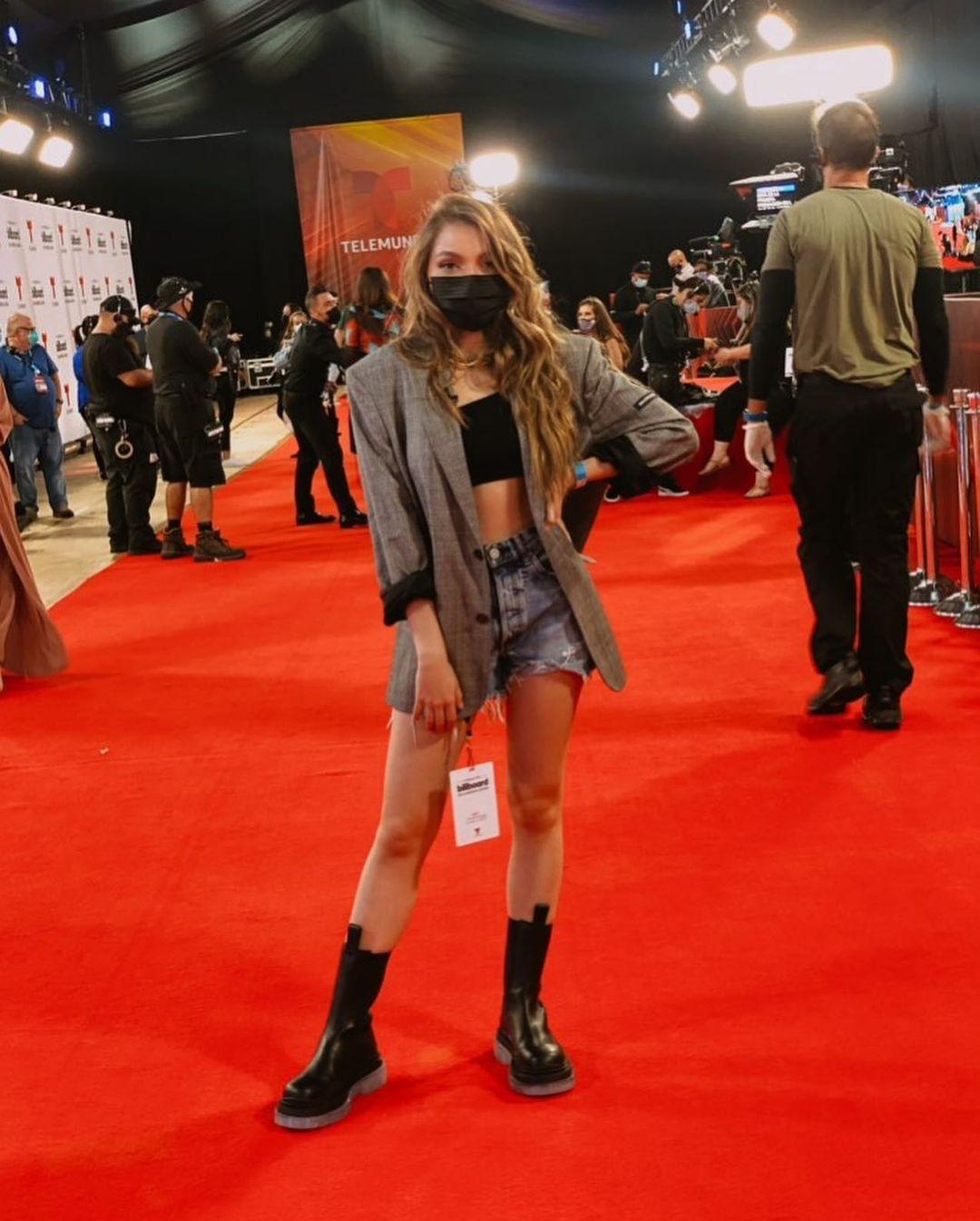Sofia Castro premios Billboard