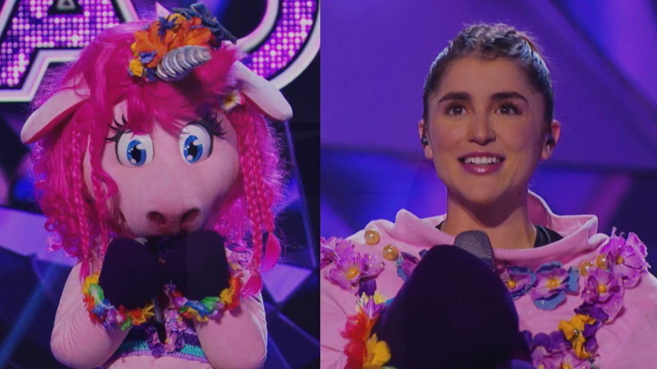 Unicornio es Cassandra Sánchez Navarro