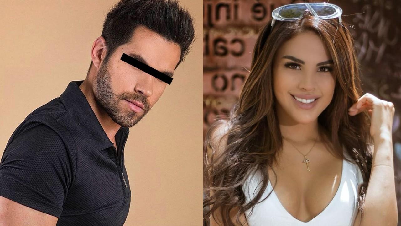 Eleazar Gomez y Tefi Valenzuela