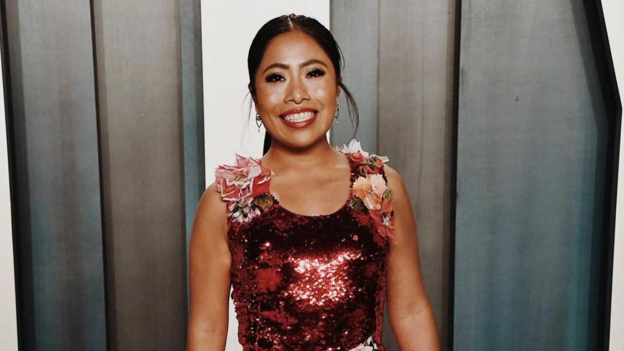 Yalitza Aparicio presume su look para el Latin Grammy 2020: espectacular