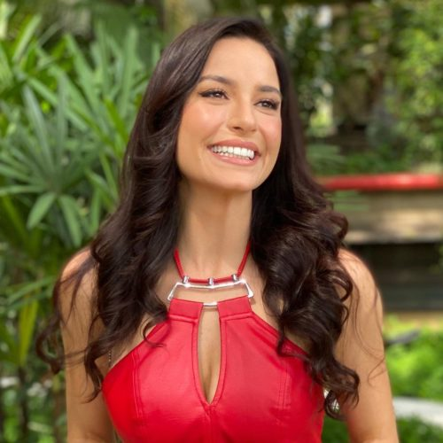 Julia Gama miss brasil en instagram