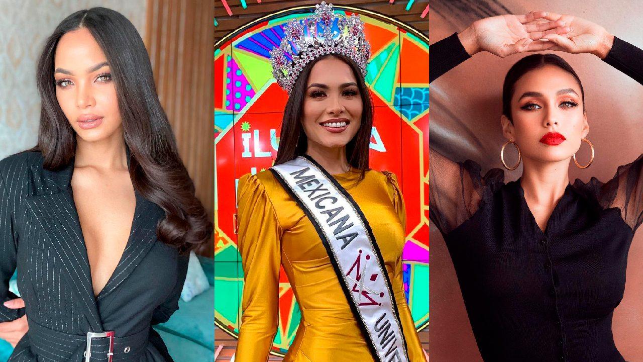Latinas Miss Universo 2020
