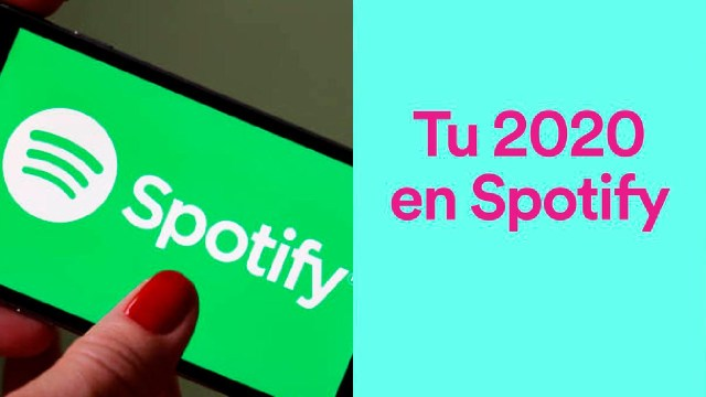 presume tu spotify wrapped 2020