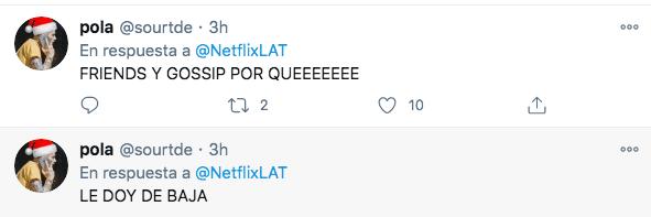 Foto quejas contra Netflix