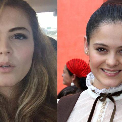 Allisson Lozz reaparece sin maquillaje y asegura que quiere regresar a su look de telenovela