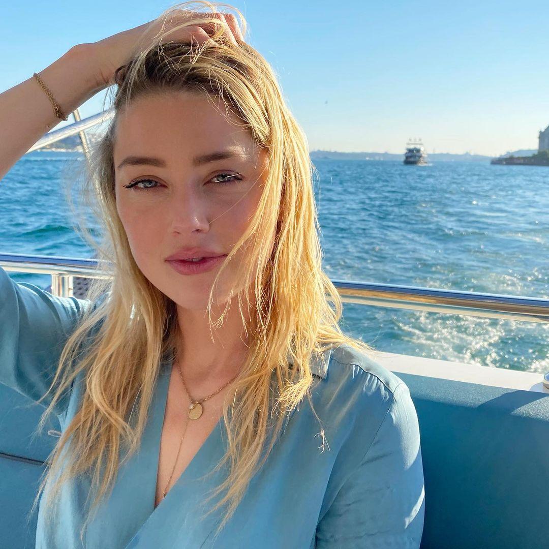 Amber Heard podría aparecer en el reboot de Piratas del Caribe