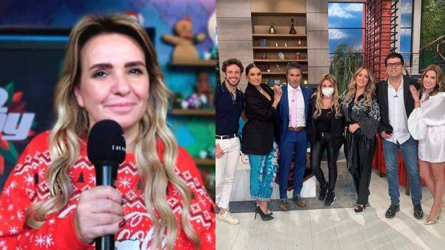 Andrea Rodríguez, productora de 'Hoy', anuncia la llegada de 4 nuevos integrantes al programa