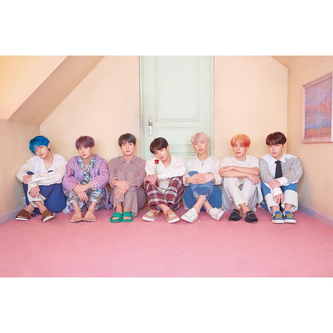 BTS es nombrado Artista del Año porTIME