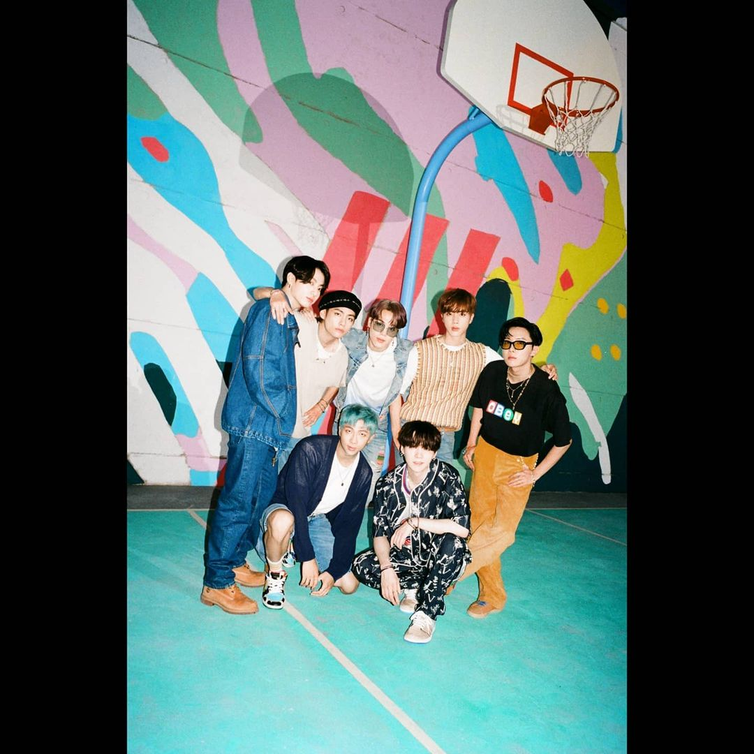 BTS Mejores Grupos de K-Pop 2020